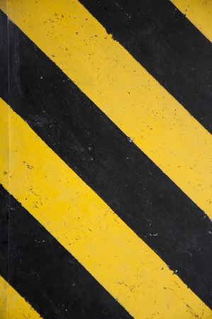 black and yellow lines photo