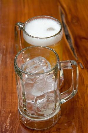 cool beer mug Stock Photo - 11368689