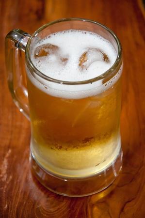 cool beer mug Stock Photo - 11368692