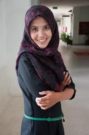 femmes muslim: asian thai jolies femmes musulmanes