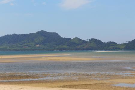 Mod Ta Noy Beach in Kantang of Trang, Thailand Stock Photo