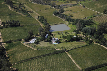 South Africa - winelands western cape