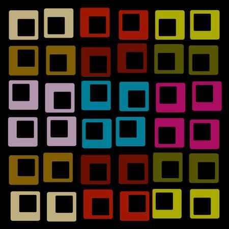 damasks: Retro Pattern Background Abstract Art 7 Stock Photo