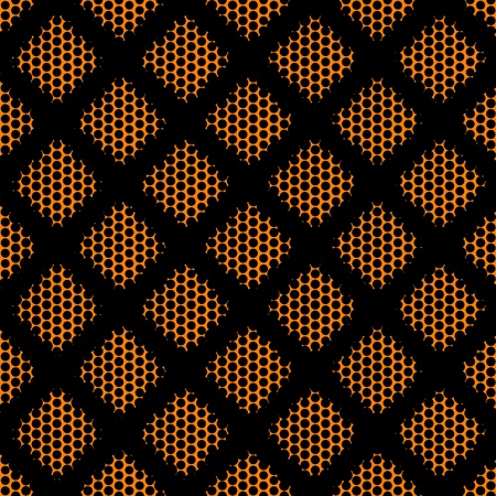 Retro Pattern Abstract Art 5 Stock Photo - 13544724