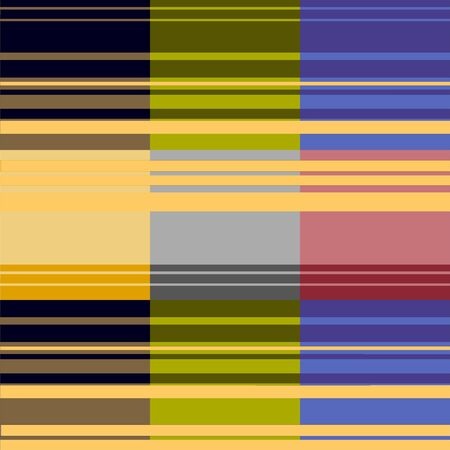 Vintage Colorful Stripes Pattern 5 Stock Photo - 13544592