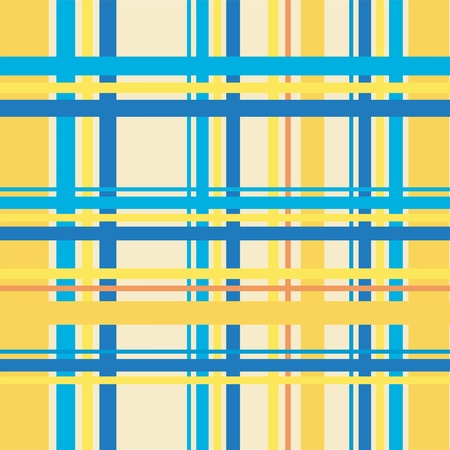 Retro Colorful Stripes Pattern 8