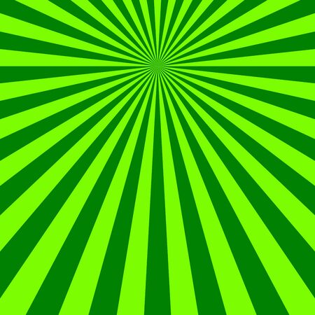 Lime and Green Funky Abstract Art Background