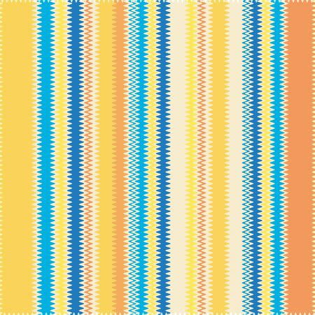 colorfuls: Chevron Colorful Zigzag Stripe Decorative