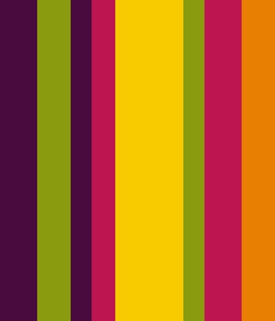 Vintage Colorful Striped Pattern Background