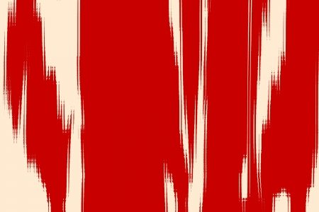 Red White Paint art background photo