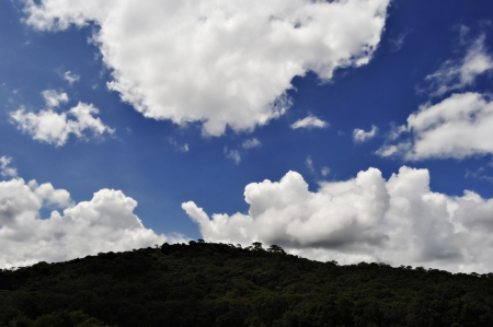 Landscape clouds 5 Stock Photo - 13972770