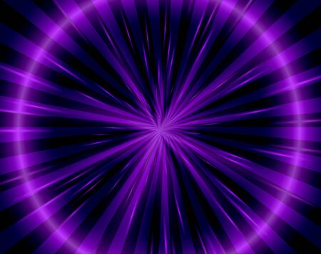 Galaxy Violet Light Fantasy Art Design Abstract 5 photo
