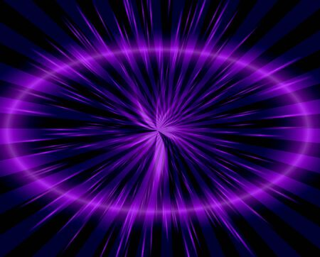 Galaxy Violet Light Fantasy Art Design Abstract photo