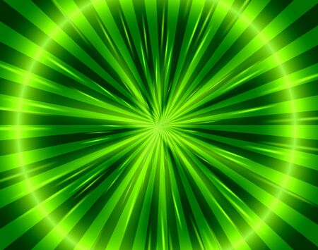Green Light Fantasy Art Design Abstract 3 photo