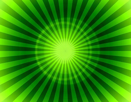 Green Light Fantasy Art Design Abstract photo
