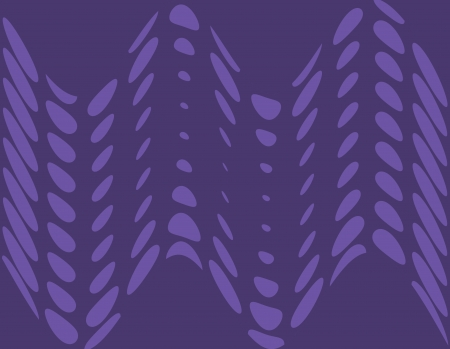 Purple Polka Dots Art Design Abstract Stock Photo - 14112228