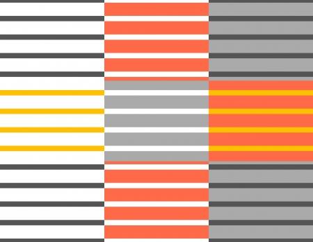 damasks: Colorful Vintage Stripes Art Design Abstract Background