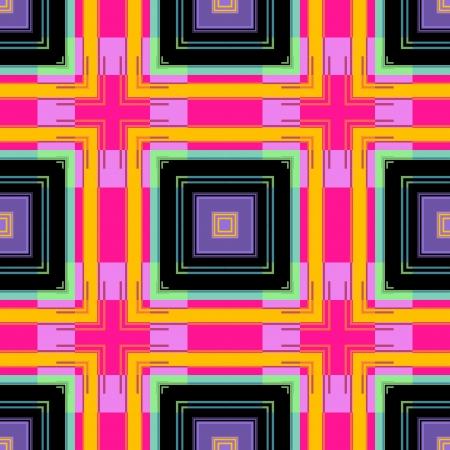 damasks: Seamless Retro Stripes Art Design Abstract Background Stock Photo