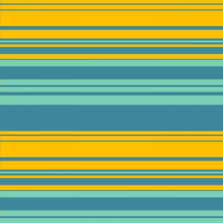 Yellow and Blue Retro Stripes Art Design Abstract Background