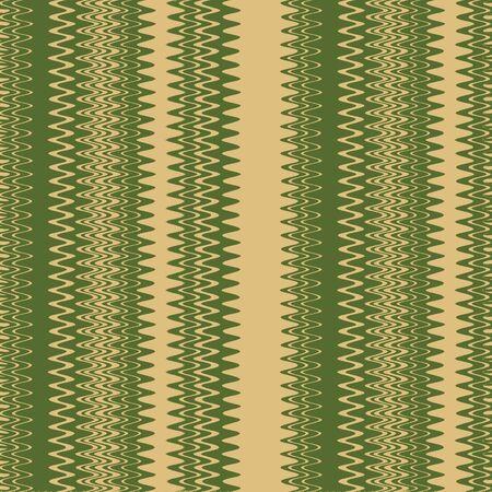 Chevron Olive Zigzag Stripes Art Design Abstract Background  photo