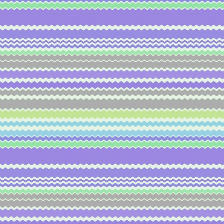 argyles: Chevron Purple Zigzag Stripes Art Design