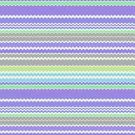 retros: Chevron Purple Zigzag Stripes Art Design
