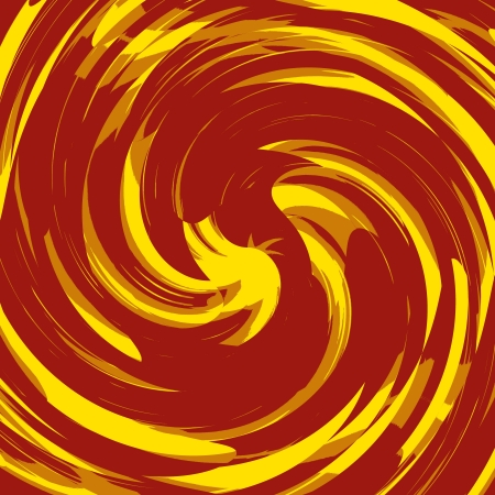 damasks: Gold Swirl Retro Art Design Abstract background