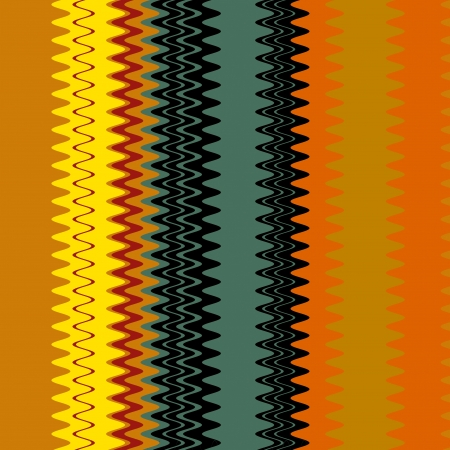 Chevron Colorful Fashion Zigzag Stripes Art Design photo