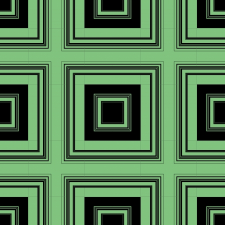 colorfuls: Green, Black Fashion Retro Stripes Art Design Abstract Background