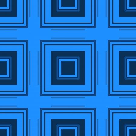 damasks: Blue and Black Fashion Retro Stripes Art Design Abstract Background