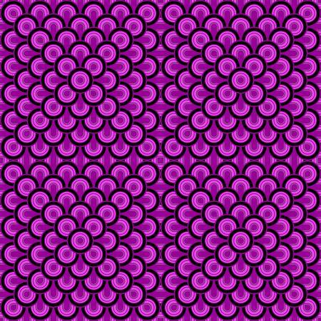 Art Seamless Fifties Pattern Art Design Abstract photo