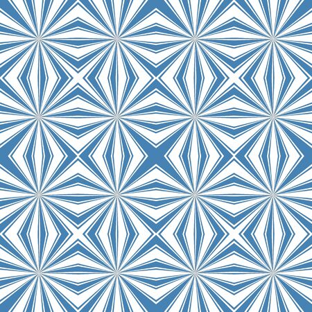 damasks: White, blue Seamless Stripes Pattern Art Design Abstract