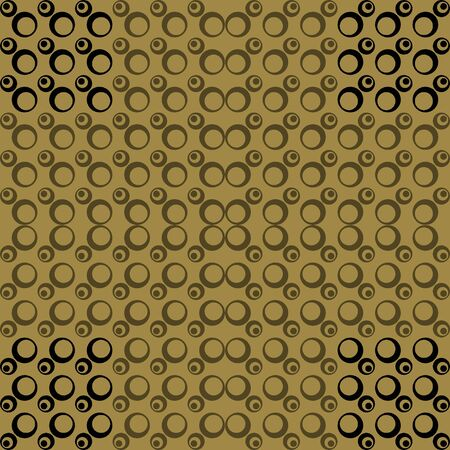 Retro Fashion Fifties Pattern Abstract Art Background photo