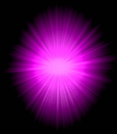 Pink light rays abstract background photo