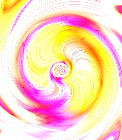brindled: Abstract colorful spiral ray blurry background