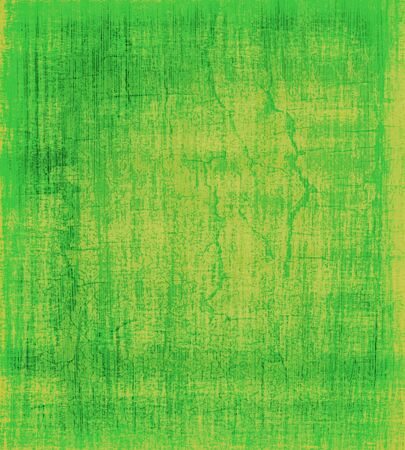 grunge green painted wall texture background Stock Photo - 14267371