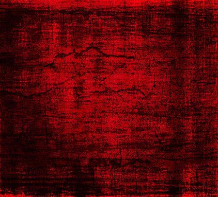 grunge dark red painted wall texture background photo