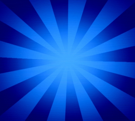 Vertical Blue Light Burst With Stars Abstract Background