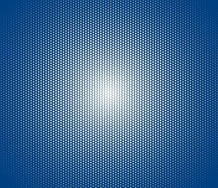 techno dots abstract background Stock Photo - 14414731