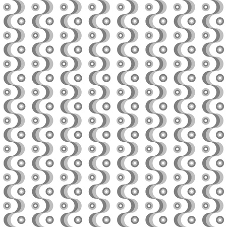mid century modern: Vintage fifties seamless abstract background