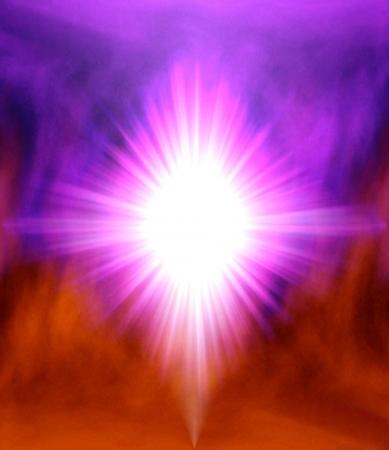摘要紫色和紅色背景設計