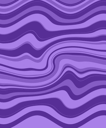 Vintage background of purple stripes and waves  photo