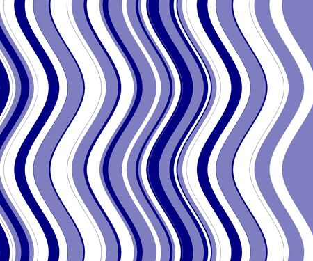Retro Colored stripes and waves abstract background photo