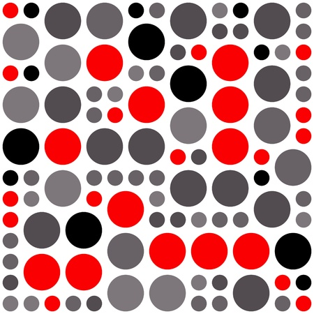 Retro Polka Dots Textures Background Stock Photo - 14510969