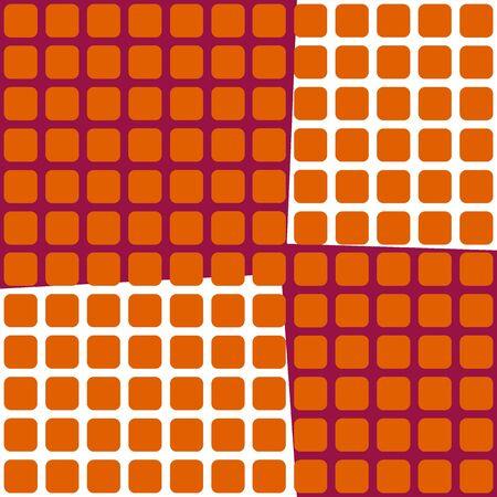 Retro Checker Striped Abstract Background photo