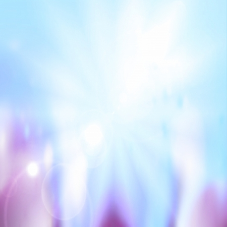 Abstract background light blue photo