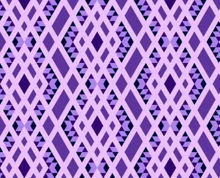 Retro colorful seamless pattern abstract background photo
