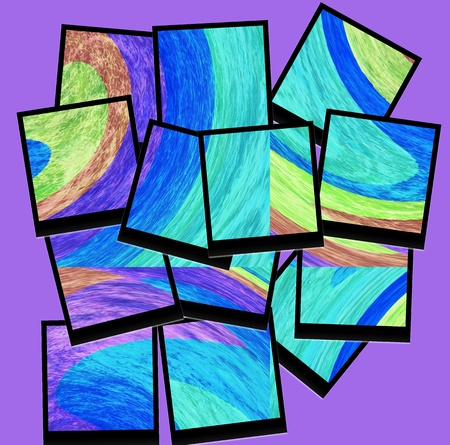fine art painting: Abstract fine art painting
