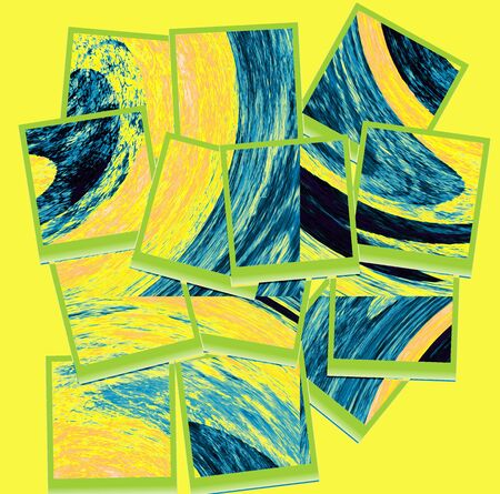 Abstract fine art painting Stock Photo - 14749445