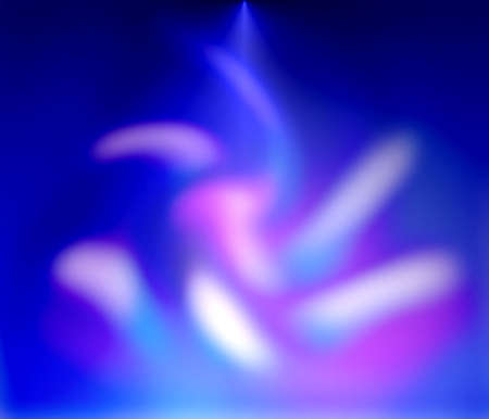blue blur abstract light background photo